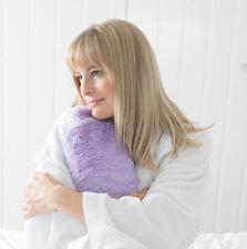 Warmies Intelex Cozy Plush BOTTIGLIA LILLA pienamente Microonde Lavanda Finta Pelliccia Calda