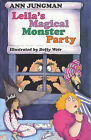 Leila's Magical Monster Party by Ann Jungman (Paperback, 2000)