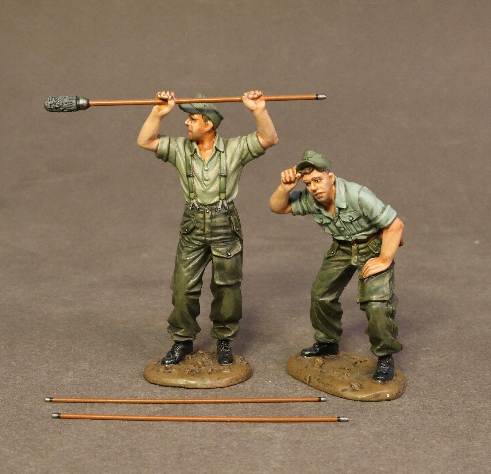 JOHN JENKINS WW2 GERMAN GA-01B TANK CREW MIB