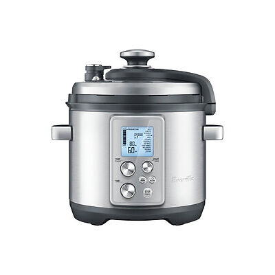 NEW Breville the Fast Slow Pro Cooker BPR700BSS