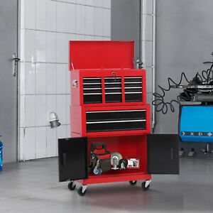 Portable Toolbox Tool Top Chest Box Rollcab Roll Cab ...