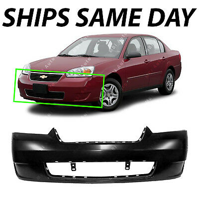 FRONT BUMPER COVER REINFORCEMENT BAR FOR 04 08 CHEVROLET MALIBU GM1006430