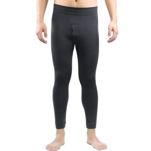 Men/'s Thermal Long Johns Thicken Sleepwear Underwear Autumn Winter Tight Pants