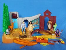 90s Disney Mattel Pocahontas Fields of War Playset