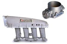 SKUNK2 Intake Manifold Ultra SL/SL 3.5L+Throttle Body Silver 88-00 Civic D15/D16