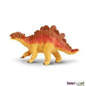 Safari Ltd 301729 Stégosaure baby 8 cm Série Dinosaures  </span>