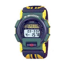 NEW CONDITION Casio G-Shock 1997 NEXAX Reggae DW003R-3V Yellow Green Blue Watch