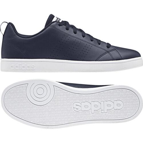 Adidas VS Advantage CL sneaker uomo blu B43733