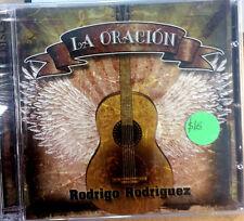 La Oracion-Rodrigo Rodriguez- CD musica cristiana