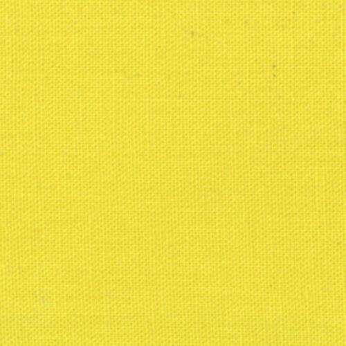 Sold Per 1//4 Metre Green Quilting Fabric Moda Fabric Bella Solids Citrine