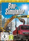 Bau-Simulator 2015 - Gold Edition (PC/Mac, 2015, DVD-Box)