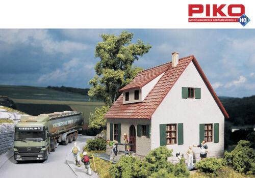 NEU /& OVP Bausatz H0 Piko 61826 Siedlungshaus