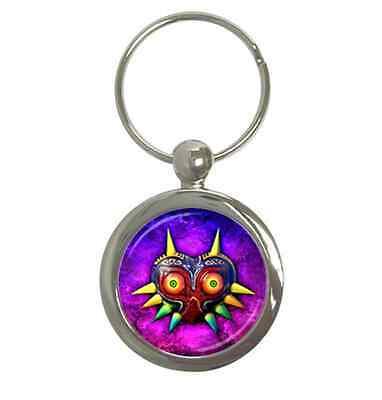 The Legend of Zelda Majora's Mask Schlüsselanhänger / Key Chain NEU RAR OVP