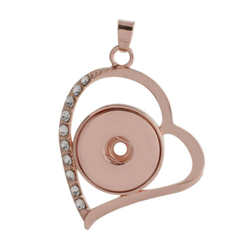 Snap It Pendant Fit Ginger Snaps Style Jewelry