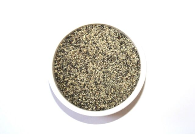 Black Pepper Coarse Ground 100g - 1Kg