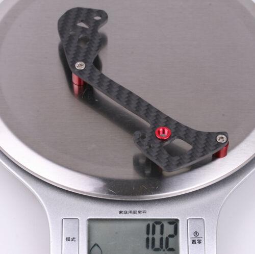 J/&L Derailleur Carbon Mech Inner Plate//Cage fit Shimano XTR M9000//XT M8000