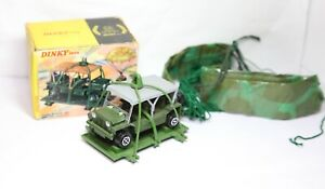 Dinky-601-Austin-Para-Moke-In-Its-Original-Box-Near-Mint-Vintage-Rare