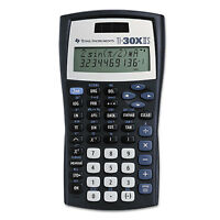 Texas Instruments Ti-30x Iis Scientific Calculator 10-digit Lcd Ti30xiis on sale