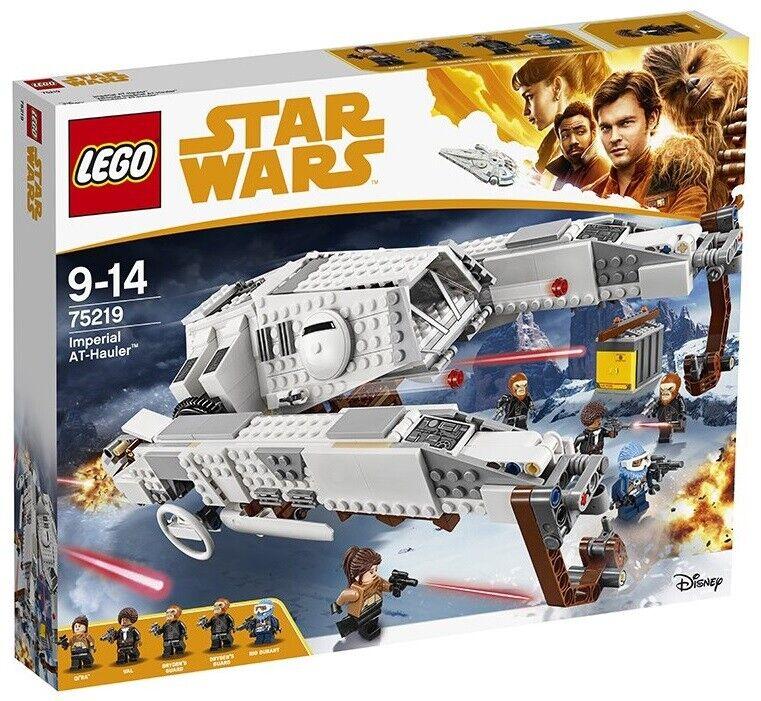 acquisti online LEGO estrella guerras guerras guerras 75219 IMPERIAL AT-HAULER  sconto di vendita