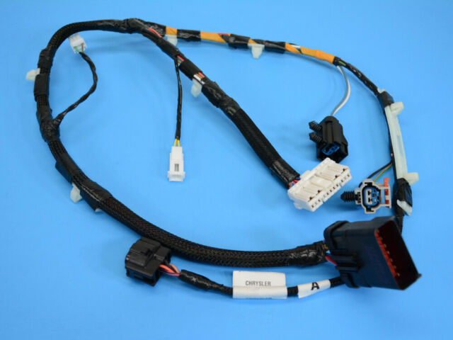 [DIAGRAM_34OR]  Door Wiring Harness Front Left Mopar 56042219AG fits 2004 Jeep Grand  Cherokee for sale online | eBay | 2004 Jeep Door Wiring Harness |  | eBay