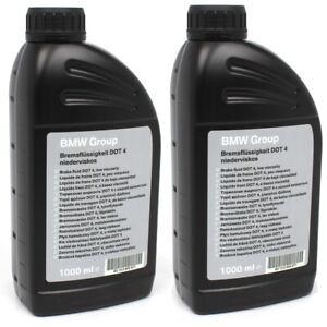 Original-BMW-Bremsfluessigkeit-DOT4LV-niederviskos-2-Liter-2000ml-83132405977