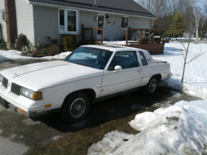 1987 cutlass from out west