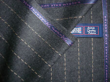 MOXON GOLDEN BALE FLANNEL SUITING FABRIC - BY MOXON  HUDDERSFIELD - (3.37 m.)
