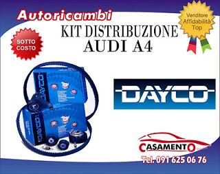 Kit Distribuzione DAYCO KTB563 AUDI SEAT SKODA VW