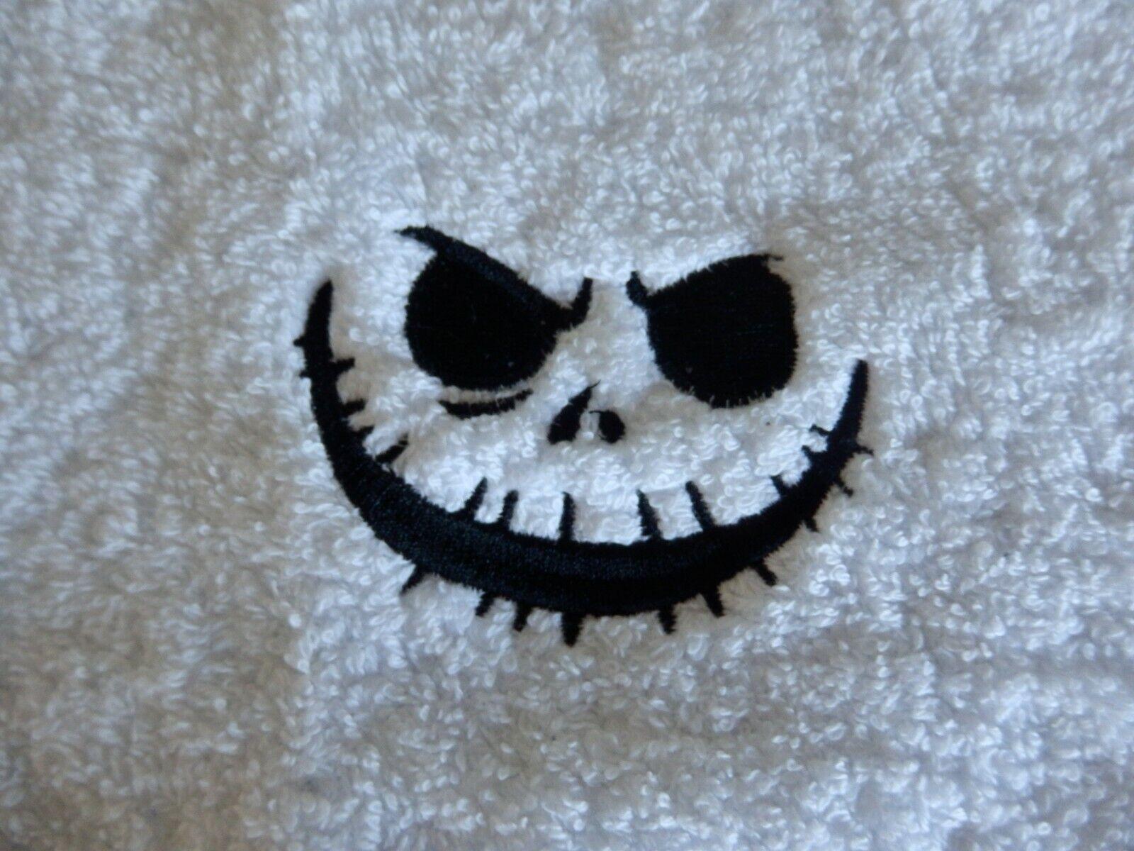 Nightmare Before Christmas Personalisiert Handtuch,Bade Robe Or Kapuzen Handtuch   | Sonderaktionen zum Jahresende