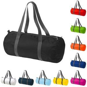 8a3485dfff426 Das Bild wird geladen Halfar-Sporttasche-Schultertasche-Reisetasche-Schule- Tasche-Sport-Bag-
