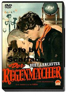 Der-Regenmacher-1956-Burt-Lancaster-Katherine-Hepburn-DVD-Ton-Deutsch