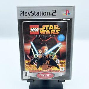 "Jeu Playstation 2 ""LEGO Star Wars : Le Jeu Vidéo"" / PS2 / Complet avec notice"