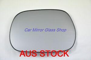 RIGHT DRIVER SIDE MIRROR GLASS FOR TOYOTA RAV4 2000-2005