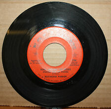 RAYMOND PARKER *Ring Around The Roses* SHE'S COMING HOME N.O. Soul 45 NOLA 724