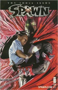 2000-Todd-McFarlane-Spawn-100-Alex-Ross-Variant-Cover