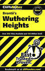 CliffsNotes Bronte's Wuthering Heights by Janet C. James (Paperback, 2000)