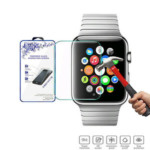 For-Apple-Watch-Sport-Edition-38mm-Premium-Slim-Tempered-Glass-Screen-Protector