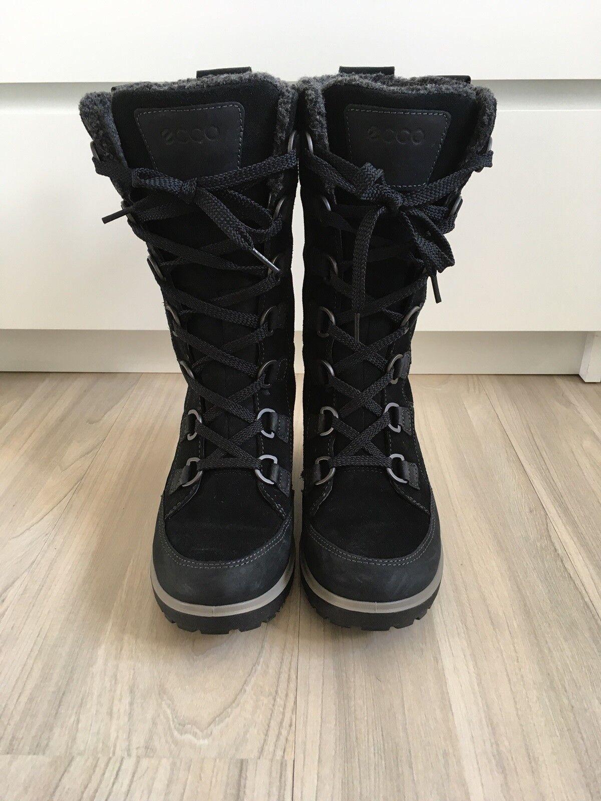 ECCO Gora Tall Boot | Kunitz Shoes
