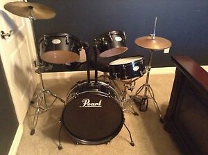 Pearl Rhythm Traveler With Lots And Lots Of Extras Ebay