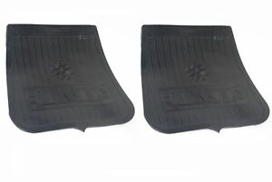 Front-And-Rear-Mudguard-Mud-Flap-Set-For-Vespa-LML-PX-Scooters