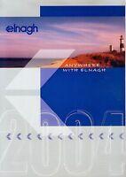 Elnagh Reisemobil Prospekt 2004 brochure motor homes Autoprospekt Auto PKWs LKWs