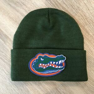 ae1066273 Details about FLORIDA GATORS Beanie Embroidered Patch Winter Military  Football Toboggan NCAA