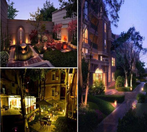 Mini 3W LED Landscape Garden Grass Light Waterproof Outdoor Lighting 6 color EFO