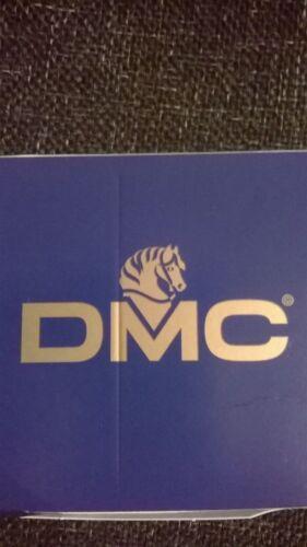 DMC 8 metros hilo de algodón de punto de cruz DMC 782 Oscuro Topacio cantidad 1