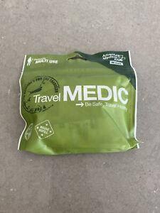 Adventure Medical Kits TRAVEL MEDIC KIT 1 Person Multi Use   Exp 02/21