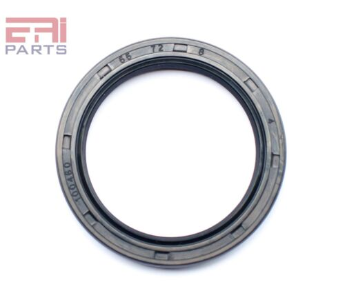 EAI Double Lip w// Spring Oil Seal 55X72X8mm TC Metal Case w// NBR Coating