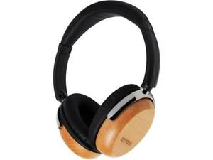 Rosewill Prelude On-Ear Wood Headphones, Swivel Ear Cups, Headset - RWH-001