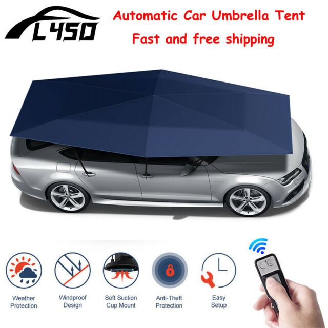 Waterproof Cover Anti Uv Gr Tent Remote Control Universal Automatic