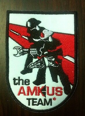 Amkus Jaws of Life Rescue Team Patch