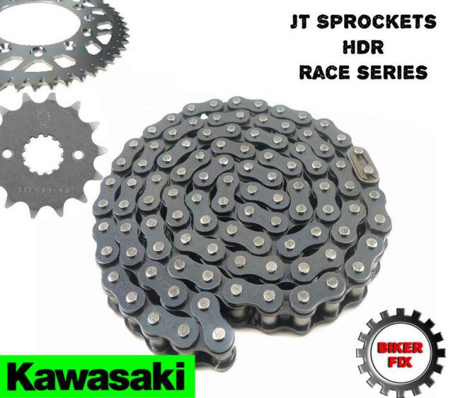 Kawasaki  KLX300 R B1 97 GOLD HDR Chain and Sprocket Set Kit